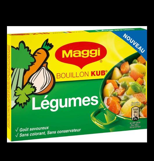 Bouillon Kub Legume