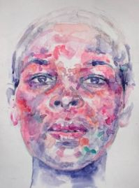esther-griffith-indomitable-watercolor-on-paper