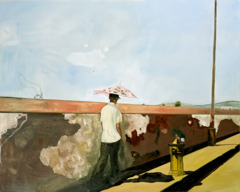 Peter Doig: <i>Lapeyrouse Wall</i>, 2004