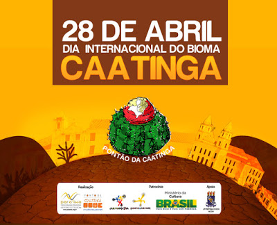 28 Dia Nacional da Caatinga