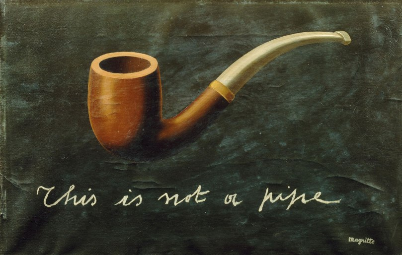Magritte_This_Is_Not_A_Pipe_1935